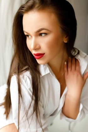 Kristina from Cherkasy 18 years - future wife. My small primary photo.