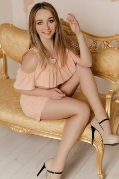 Nastya from Ivanofrankovsk 22 years - nice fiancee. My small primary photo.