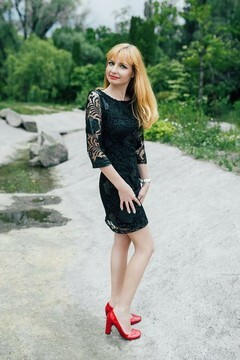Irinka from Cherkasy 33 years - intelligent lady. My mid primary photo.