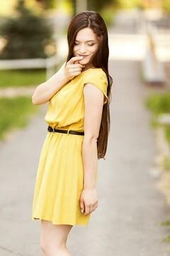 Katerina from Poltava 24 years - nice smile. My mid primary photo.