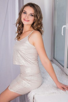 Viktoria from Sumy 23 years - look for a man. My small primary photo.