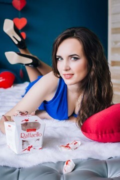 Svitlana from Lutsk 21 years - ukrainian bride. My small primary photo.