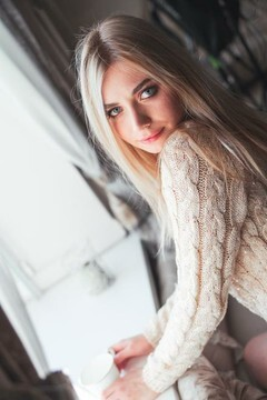 Lubov from Kiev 21 years - future bride. My mid primary photo.