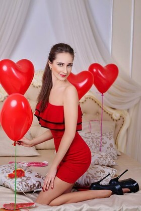 Olga from Zaporozhye 35 years - nice fiancee. My small primary photo.