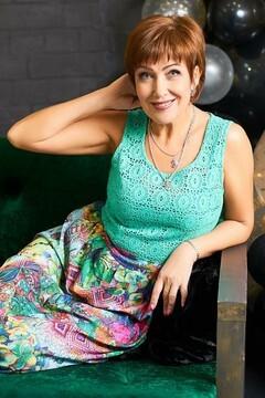 Irina from Ivanofrankovsk 52 years - eyes with love. My mid primary photo.