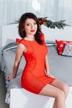 Tanya from Cherkasy 28 years - romantic girl. My mid primary photo.