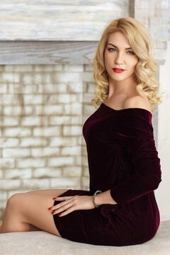 Ekaterina from Dnipro 34 years - intelligent lady. My mid primary photo.