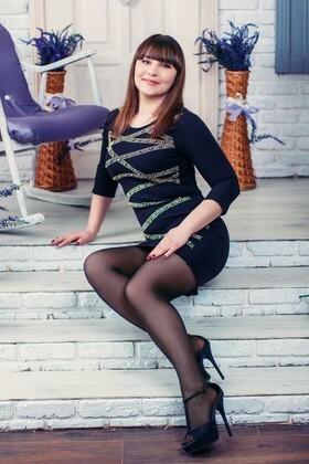Alina from Kharkov 35 years - romantic girl. My small primary photo.