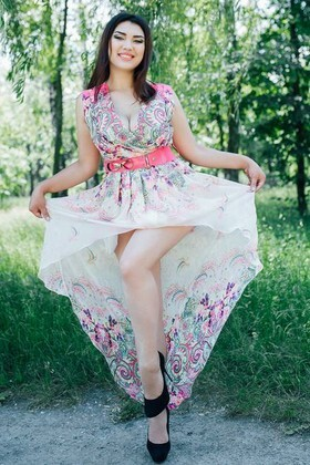 Daryusha from Cherkasy 29 years - ukrainian bride. My small primary photo.