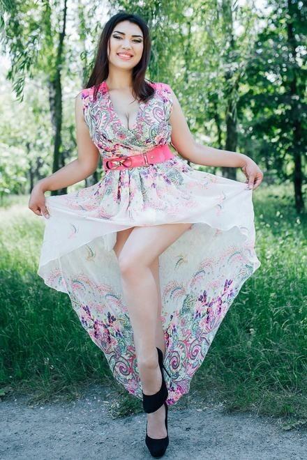 Daryusha from Cherkasy 29 years - ukrainian bride. My small primary photo.