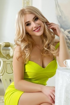 Viktoria from Odessa 27 years - look for a man. My mid primary photo.