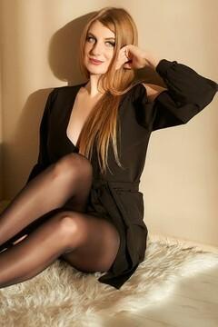 Natali from Ivanofrankovsk 22 years - mysterious beauty. My mid primary photo.
