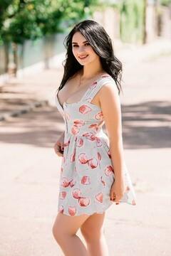 Ilona from Cherkasy 24 years - romantic girl. My small primary photo.