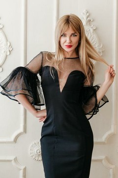 Nastya from Ivanofrankovsk 32 years - loving woman. My mid primary photo.