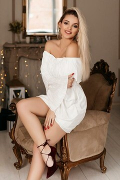 Susie from Ivanofrankovsk 21 years - hot lady. My mid primary photo.