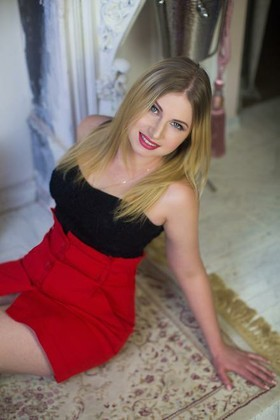 Yana from Sumy 28 years - looking for relationship. My small primary photo.