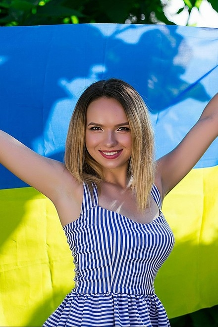 Mary from Sumy 26 years - want to be loved. My small primary photo.