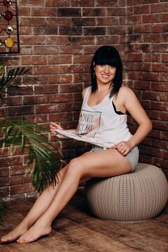 Anna from Poltava 36 years - sunny day. My mid primary photo.