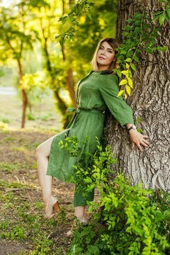 Yuliya from Dnipro 30 years - lovely girl. My mid primary photo.