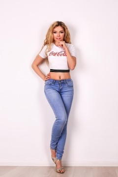 Svetlana from Zaporozhye 37 years - attractive lady. My mid primary photo.