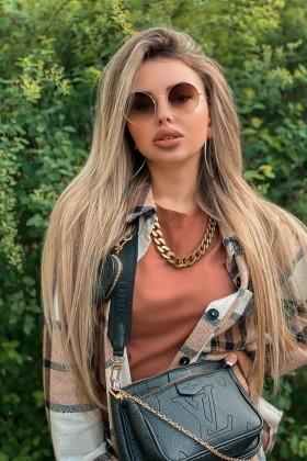 Anastasiya from Zaporozhye 27 years - happy woman. My small primary photo.