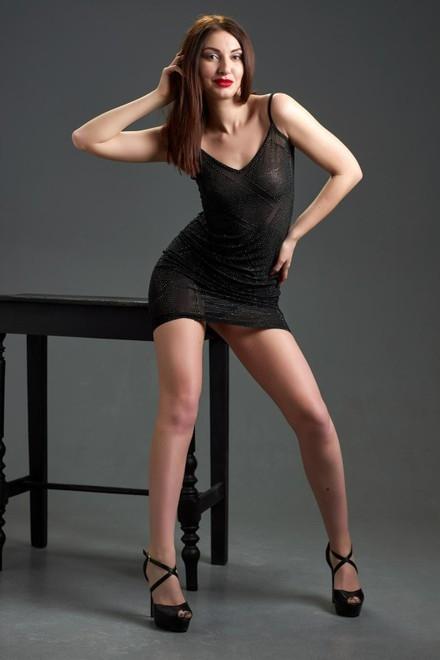 Anastasia from Kremenchug 26 years - loving woman. My small primary photo.