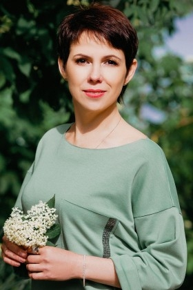 Val from Cherkasy 50 years - single russian woman. My small primary photo.