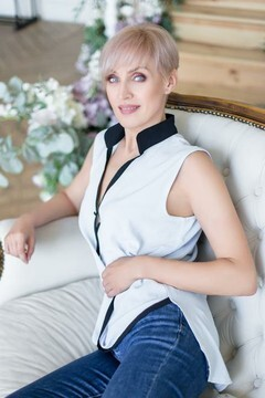 Irina from Kharkov 45 years - looking for relationship. My mid primary photo.
