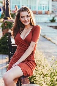 Amina from Kiev 20 years - favorite dress. My small primary photo.