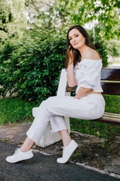 Tanya from Cherkasy 44 years - smiling for you. My small primary photo.