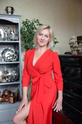 Svetlana from Kharkov 46 years - seeking soulmate. My small primary photo.