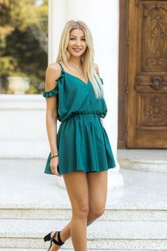 Mariana from Ivano-Frankovsk 32 years - romantic girl. My small primary photo.