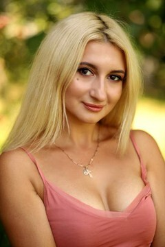 Yana from Poltava 32 years - nice smile. My mid primary photo.