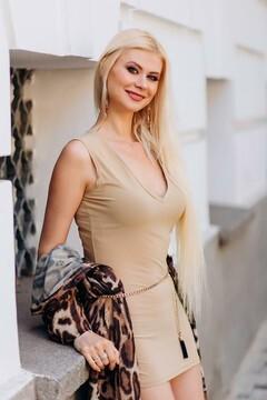 Aleksandra from Poltava 33 years - future bride. My mid primary photo.