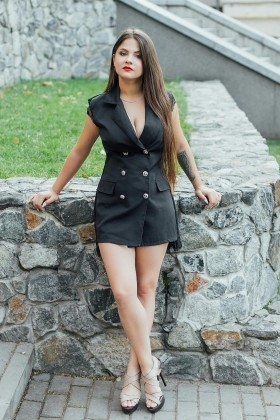 Stacy from Dnipro 22 years - want to be loved. My small primary photo.