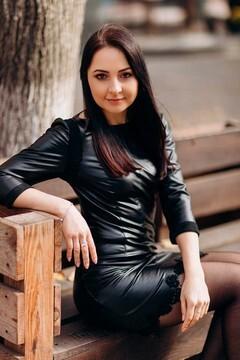 Julia from Poltava 37 years - romantic girl. My mid primary photo.