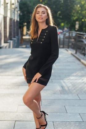 Tatiana from Dnipro 28 years - soft light. My small primary photo.