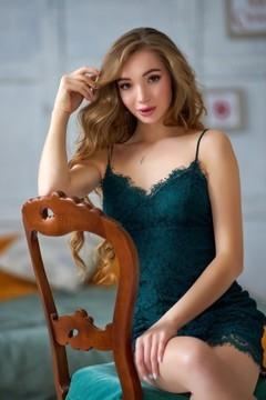 Anastacia from Kremenchug 23 years - future bride. My mid primary photo.