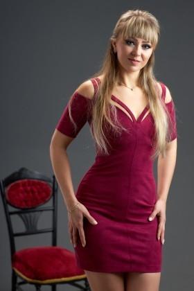 Natalia from Kremenchug 34 years - Music-lover girl. My small primary photo.