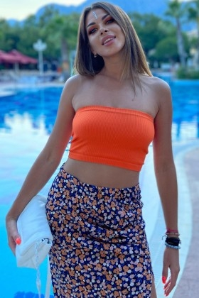 Anastasia from Zaporozhye 28 years - clever beauty. My small primary photo.