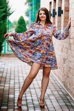 Tanya from Cherkasy 38 years - seeking man. My mid primary photo.