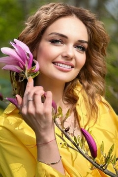 Vitalina  33 years - nice fiancee. My mid primary photo.