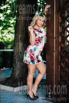 Natasha from Cherkasy 37 years - clever beauty. My small public photo.