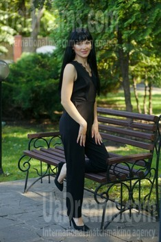 Julia from Sumy 34 years - morning freshness. My small public photo.