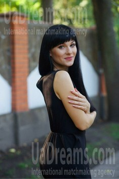 Julia from Sumy 34 years - clever beauty. My small public photo.