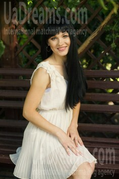 Julia from Sumy 34 years - ukrainian woman. My small public photo.
