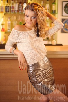 Maria from Ivanofrankovsk 26 years - happy woman. My small public photo.