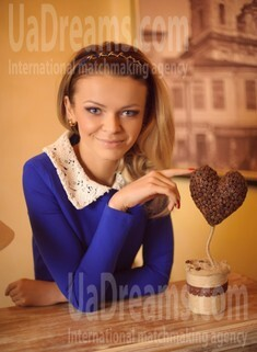 Maria from Ivanofrankovsk 27 years - girl for marriage. My small public photo.
