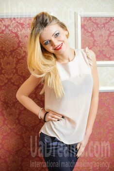 Maria from Ivanofrankovsk 26 years - desirable woman. My small public photo.