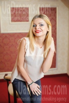 Maria from Ivanofrankovsk 26 years - ukrainian woman. My small public photo.